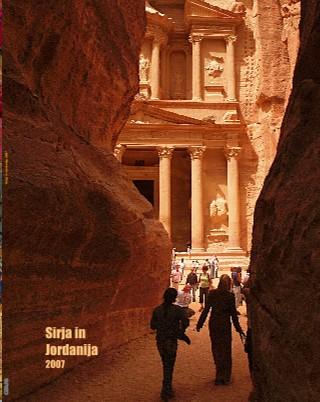 Sirija in Jordanija 2007 - Pokaži knjigo