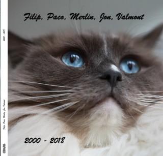 Filip, Paco, Merlin, Jon, Valmont 2000 - 2018 - Pokaži knjigo