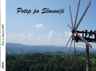 Potep po Sloveniji  - Pokaži knjigo