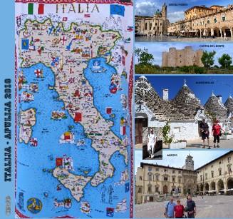 ITALIJA - APULIJA 2018 - Pokaži knjigo