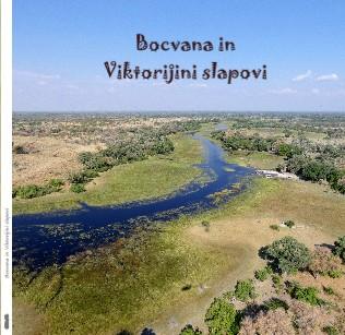Bocvana in Viktorijini slapovi - Pokaži knjigo
