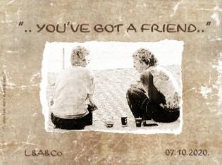 """"""".. you've got a friend.."""" - Pregled"""