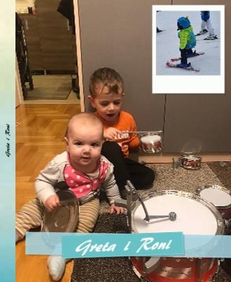Greta i Roni - Pregled