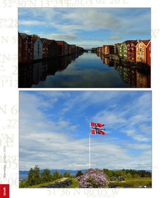 Norveška Trondheim i Oslo 29.5.-2.6.2019. - Pregled