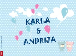 KARLA & ANDRIJA - Pregled