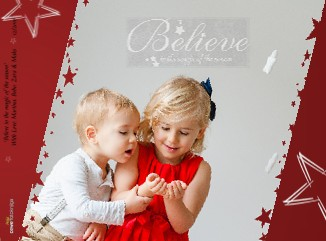 *Believe in the magic of the season* With Love: Martina, Bobo, Zara & Maks 12/2016 - Pregled