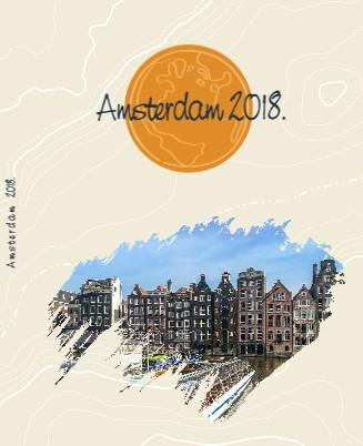 Amsterdam 2018. - Pregled