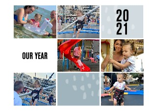 OUR YEAR - Vizualizare