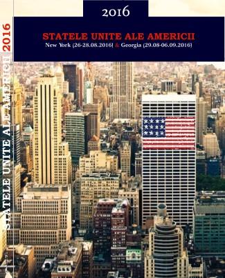 STATELE UNITE ALE AMERICII 2016 - Vizualizare