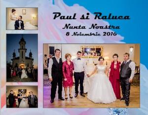 Paul si Raluca Nunta Noastra 8 Noiembrie 2016 - Vizualizare