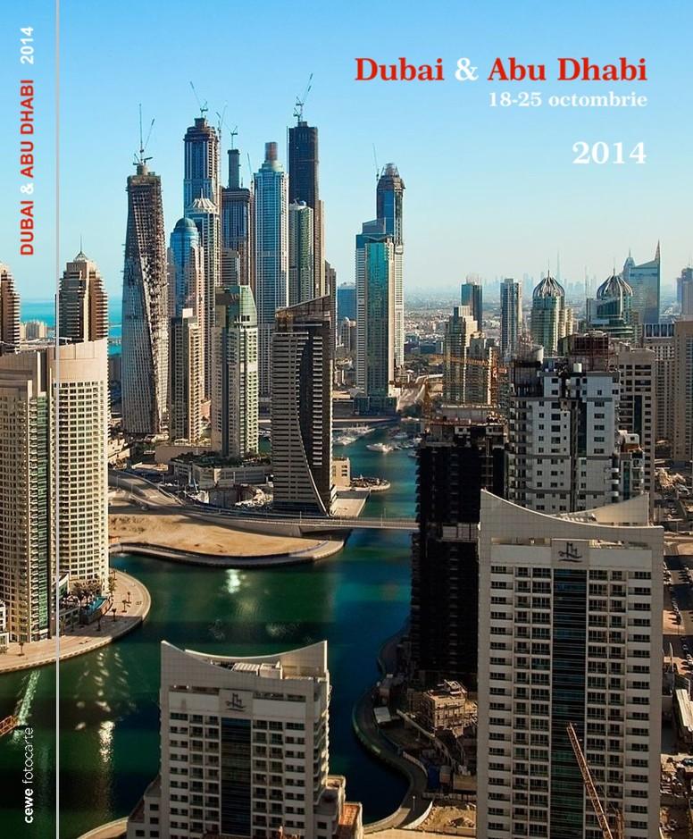 DUBAI & ABU DHABI 2014