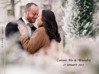 Alin & Alexandra - 21 ianuarie 2017 - Vizualizare