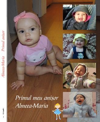 Almeea-Maria Primul anișor - Vizualizare