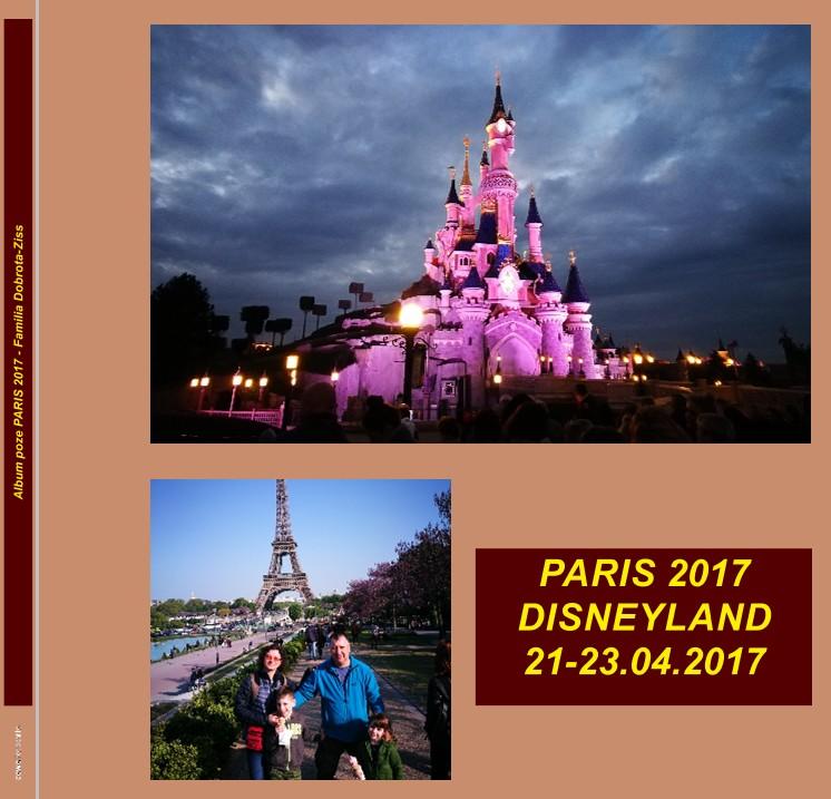 Album poze PARIS 2017 - Familia Dobrota-Ziss