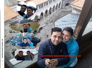 honeymoon romanesc octombrie 2016 - Vizualizare