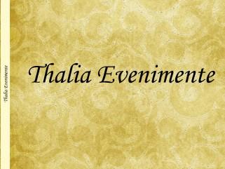 Thalia Evenimente - Vizualizare