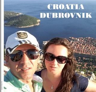 CROATIA DUBROVNIK - Vizualizare