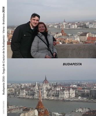 Budapesta 2016 - Targul de Craciun de la Budapesta - Viena - Bratislava 2016 - Vizualizare