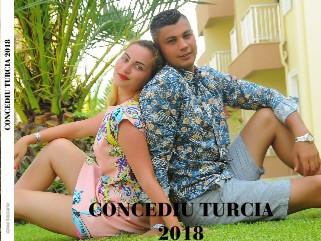 CONCEDIU TURCIA 2018 - Vizualizare