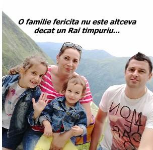 O familie fericita nu este altceva decat un Rai timpuriu... - Vizualizare