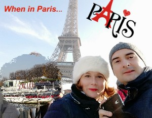 When in Paris - Vizualizare