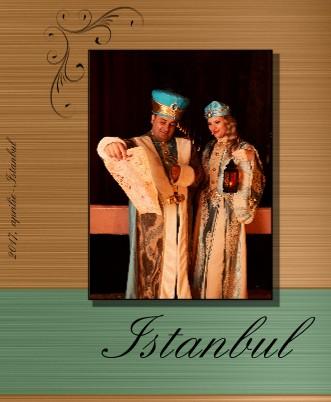 Istanbul - Vizualizare