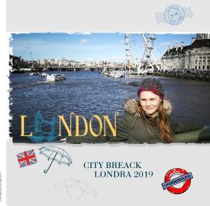 CITY BREAK LONDRA 2019 - Vizualizare