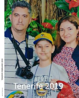 Tenerife 2019 - Vizualizare
