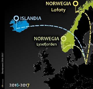 Skandynawia 2016-2017 - Zobacz teraz