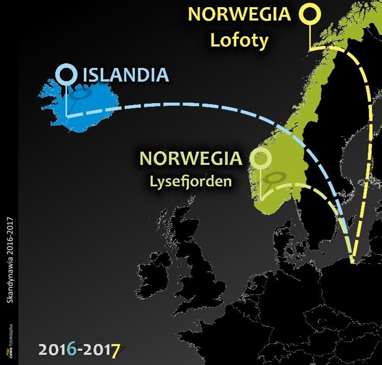 Skandynawia 2016-2017