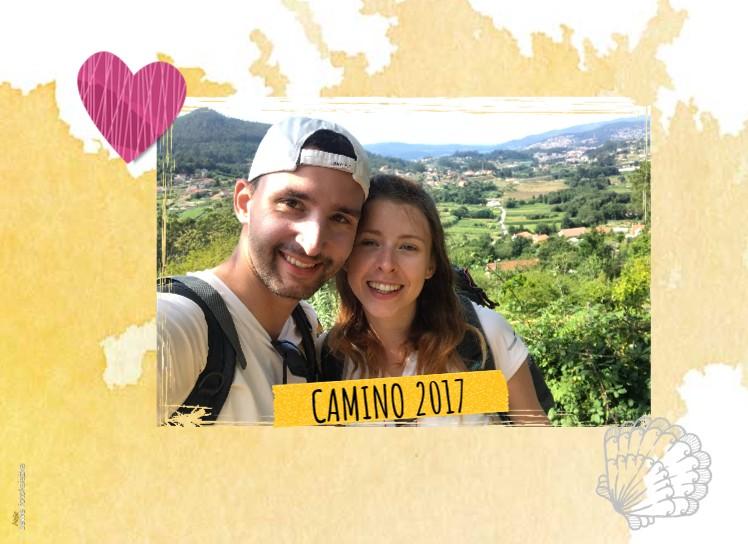 CAMINO 2017 - pieszo przez Portugalię i Hiszpanię