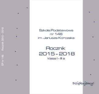 SP nr 146 Rocznik 2015 - 2018 - Zobacz teraz