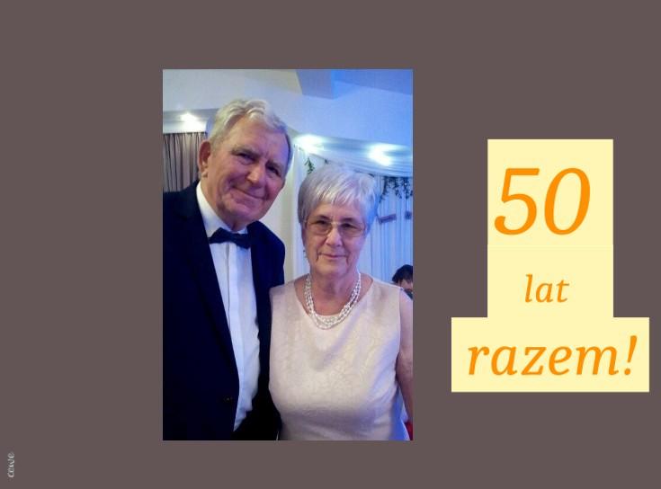 50 LAT RAZEM!