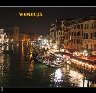 Wenecja nocą, Burano i Murano - Zobacz teraz