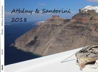 2018 Řecko - Athény & Santorini - Zobraziť fotoknihu