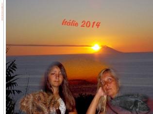 DOVOLENÁ ITÁLIE CALABRIE 2014 - Zobrazit knihu