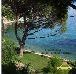 Riviéra 2013 Itálie, Francie, Monako - Zobrazit knihu