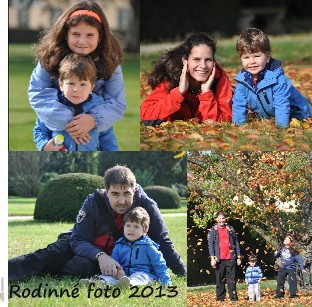 rodinné foto 2013 - Zobrazit knihu