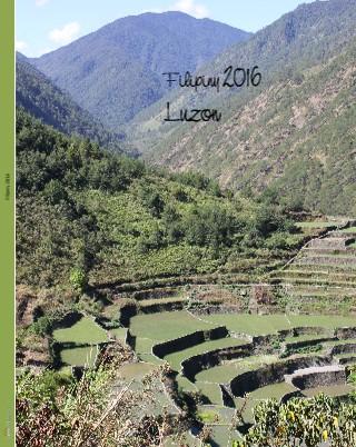 Filipiny 2016 - Zobrazit knihu