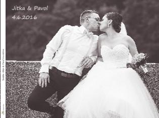 Svatba Jitka & Pavol 4.6.2016 - Zobrazit knihu