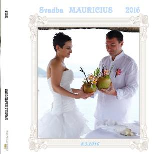 Svadba Mauricius 2016 - Zobrazit knihu