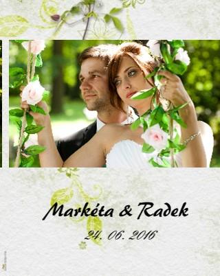 Markéta & Radek - Zobrazit knihu