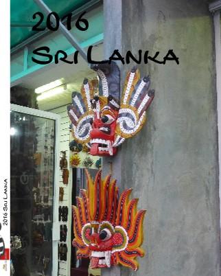2016 Sri Lanka - Zobrazit knihu