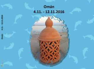 Omán 4.11. - 12.11.2016 - Zobrazit knihu