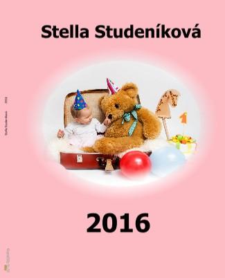 Stella Studeníková 2016 - Zobrazit knihu