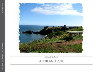 MICHAELA & PAVEL | SCOTLAND SUMMER 2010 - Zobrazit knihu
