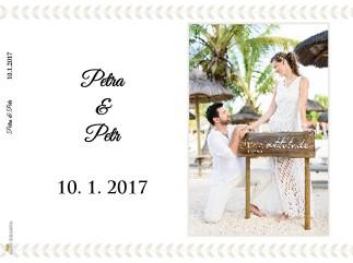 Petra & Petr 10.1.2017 - Zobrazit knihu