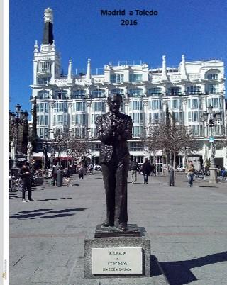 Madrid a Toledo 2016 - Zobrazit knihu