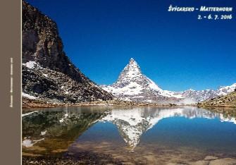Švýcarsko - Matterhorn - červenec 2016 - Zobrazit knihu