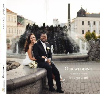 Our wedding - Zobrazit knihu